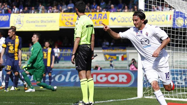 "Serie A - Fiorentina ""totale"" a Verona: 5-3 all'Hellas!"