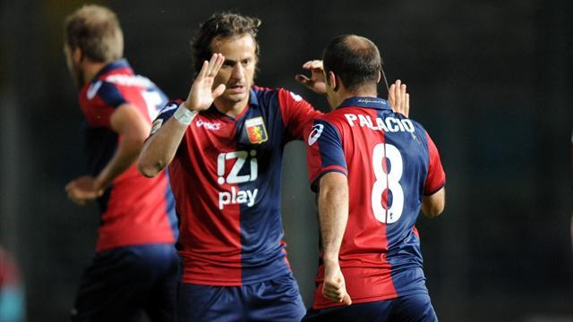Gila e Sculli salvano il Genoa: 2-0 il finale