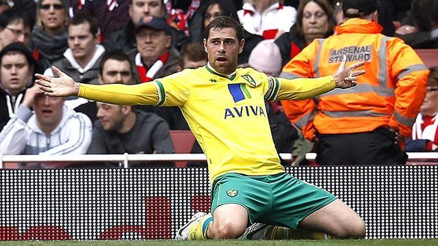 Pari e spettacolo tra Arsenal e Norwich