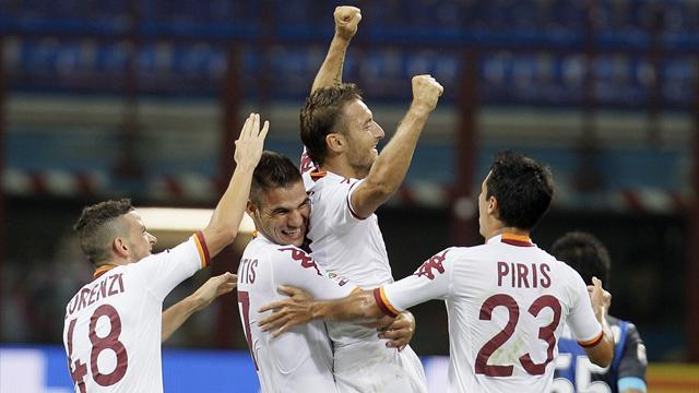 Le pagelle di Inter-Roma 1-3