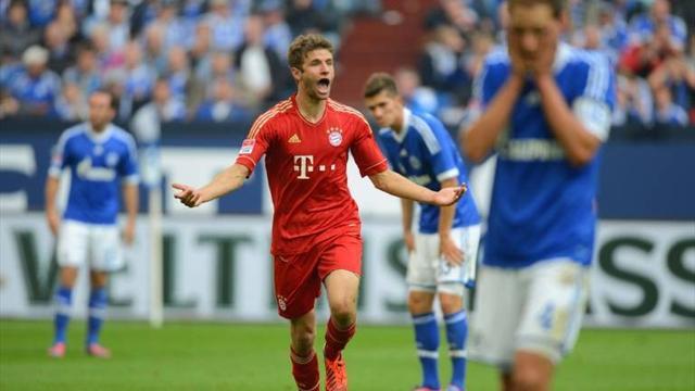 Il Bayern scappa via con Kroos e M�ller