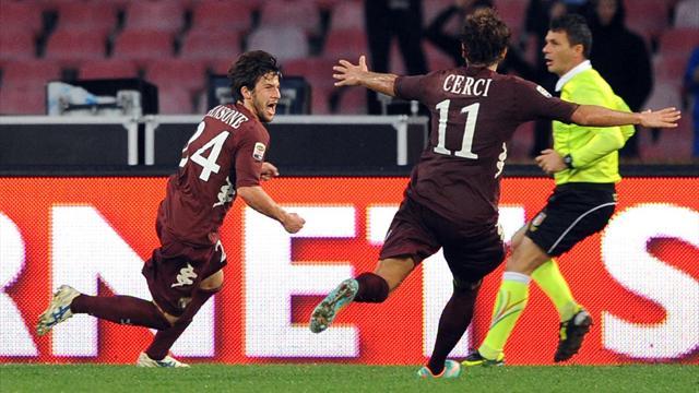 Serie A - Le pagelle di Napoli-Torino 1-1