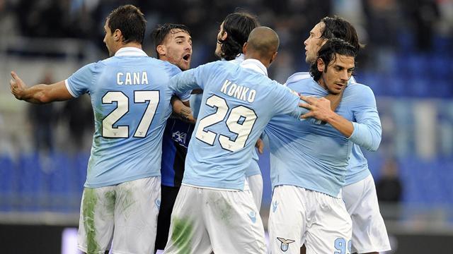 Serie A - Le pagelle di Lazio-Atalanta 2-0