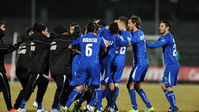 Serie B - Sassuolo a +10 sul Livorno, Empoli-show