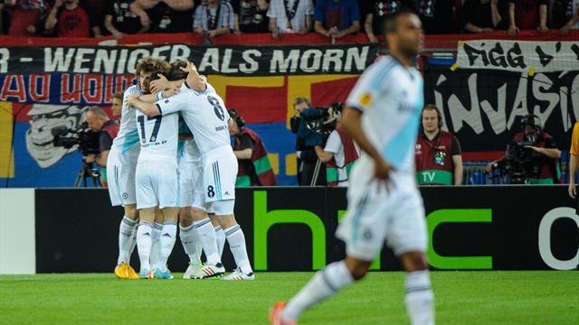 Europa League - David Luiz premia il Chelsea, vince il Fenerbahce