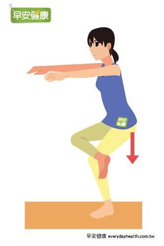 鍛鍊下半身肌肉加速燃脂