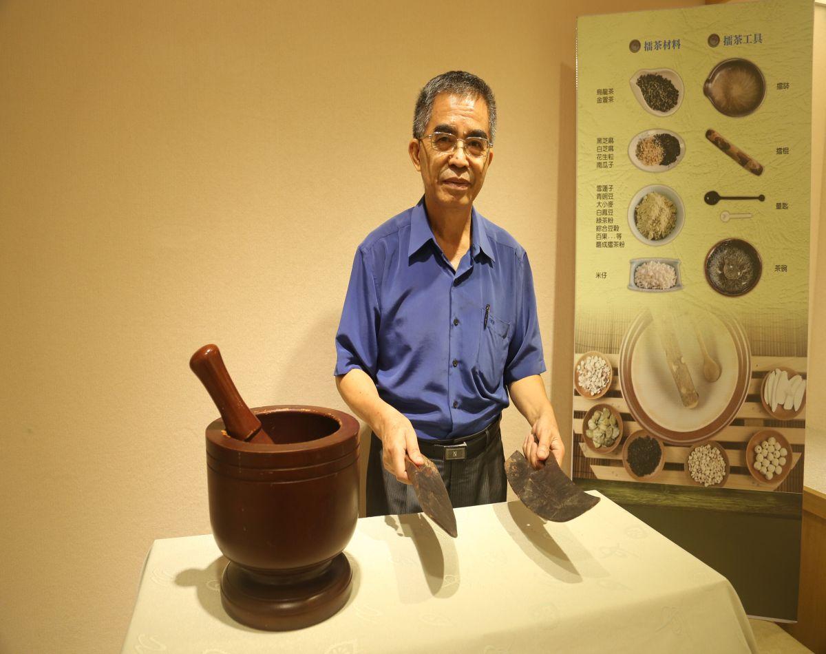 客家藝術文物展葫蘆墩中心舉辦 呈現百年炒茶技藝 - Yahoo奇摩新聞
