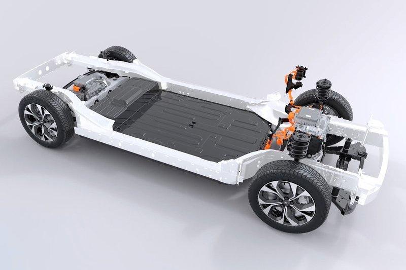Ford於2025年前會投入220億美元開發電動車。