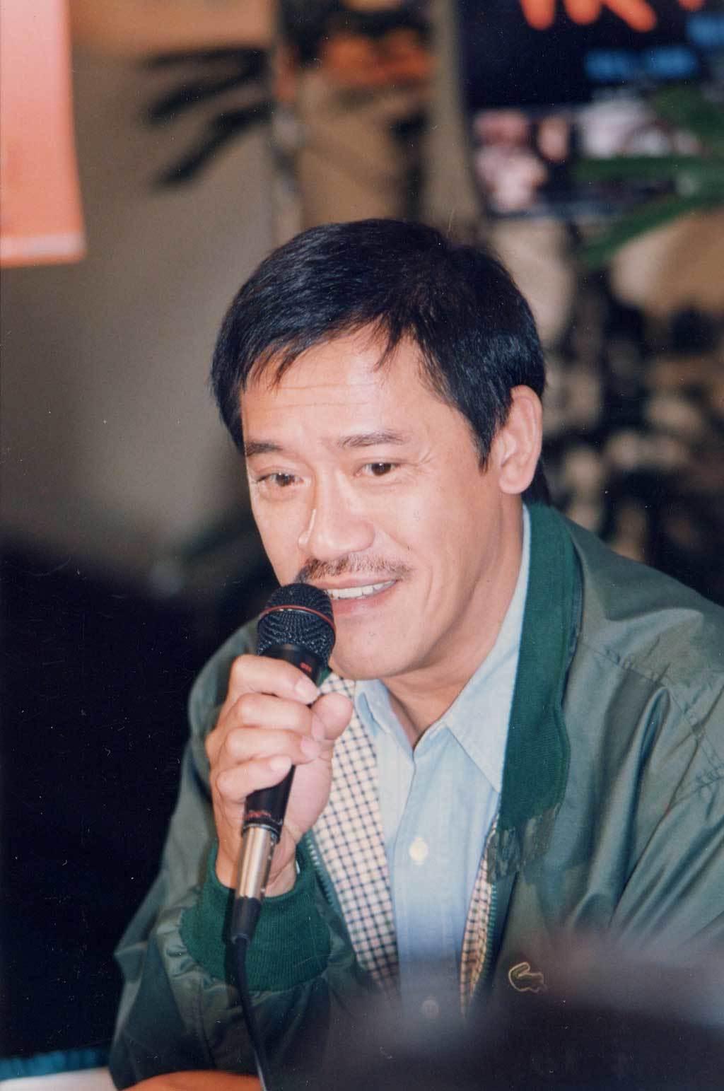 吳耀漢為人低調,但其實出身富貴,是標準的富二代。(中時資料照片)