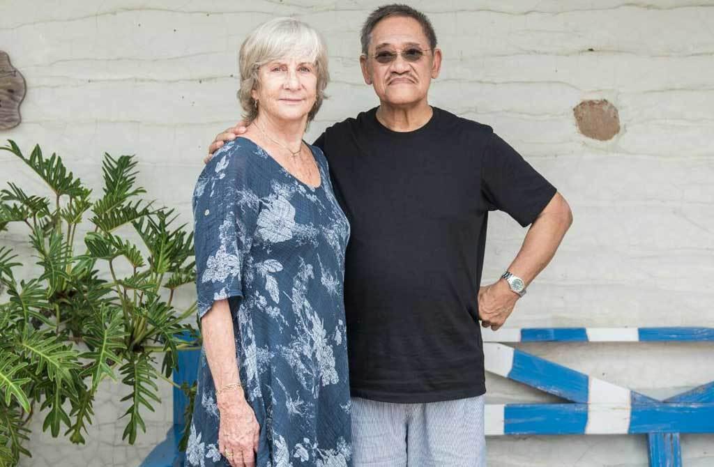 吳耀漢片酬高時拍一片可買一棟別墅,但他只花錢投資,寧可持續勤奮也不揮霍。(中時資料照片)