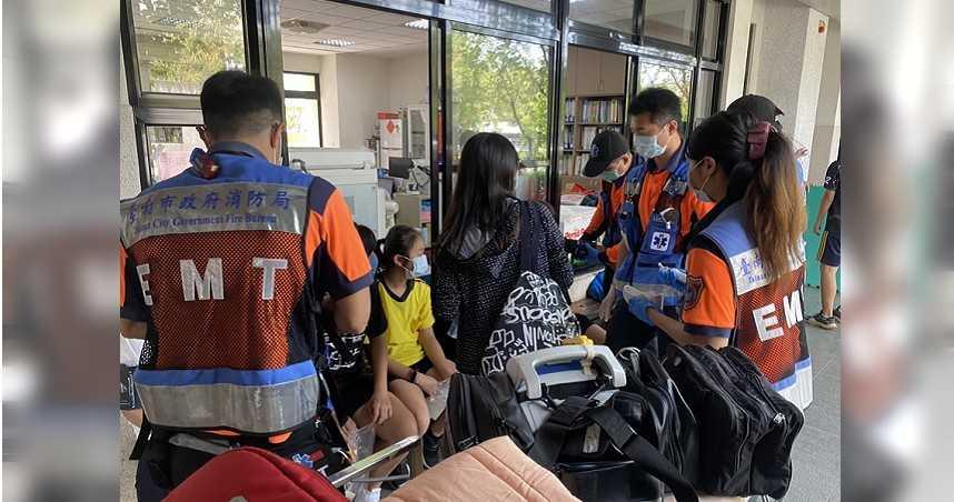 台南新東國中學生食物中毒 6人喝下水果牛奶果汁吐瀉送醫