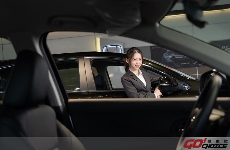 Honda台北濱江 銷售顧問-張庭蔚-02