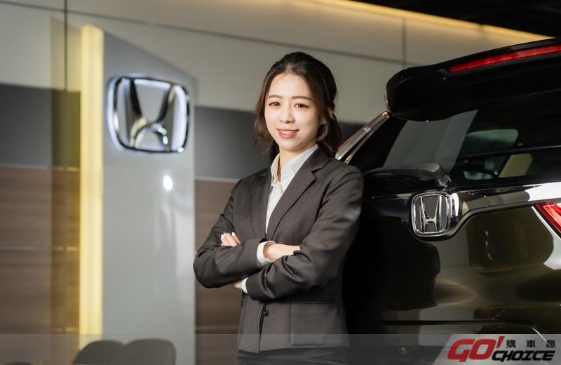 Honda台北濱江 銷售顧問-張庭蔚-05