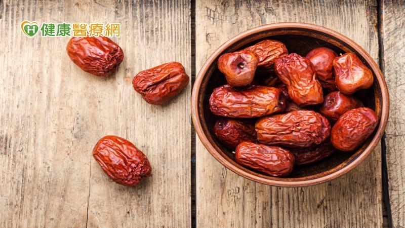 紅棗、黑棗功效有何差別? 過量食用恐脹氣和蛀牙