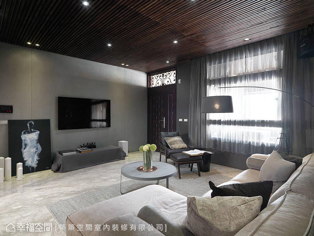 築築空間團隊以「現代時尚」為主題,為空間刻劃簡約且清爽的居家面貌,更將屋主喜好與個性融入其中,讓場域更貼近居者的生活期盼。
