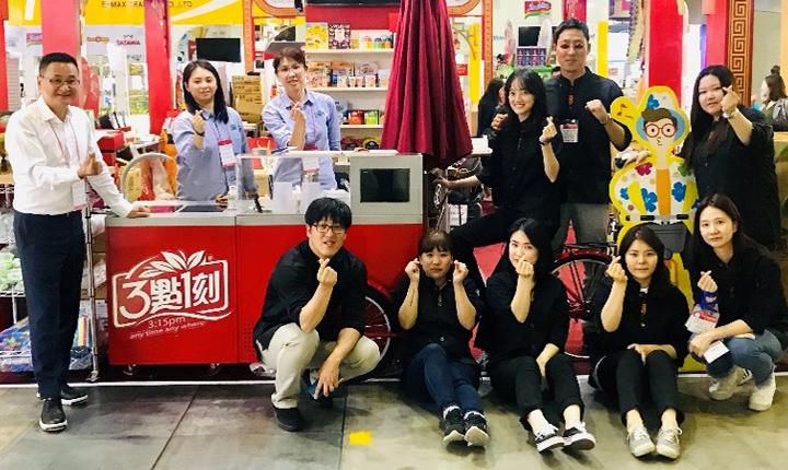 亞馬遜電商賣瘋的奶茶!台灣品牌「3點1刻」大展國際力
