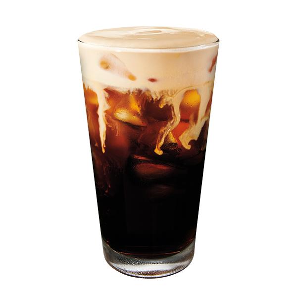 南瓜風味冷萃咖啡,售價Tall$145,Grande$165,Venti$185