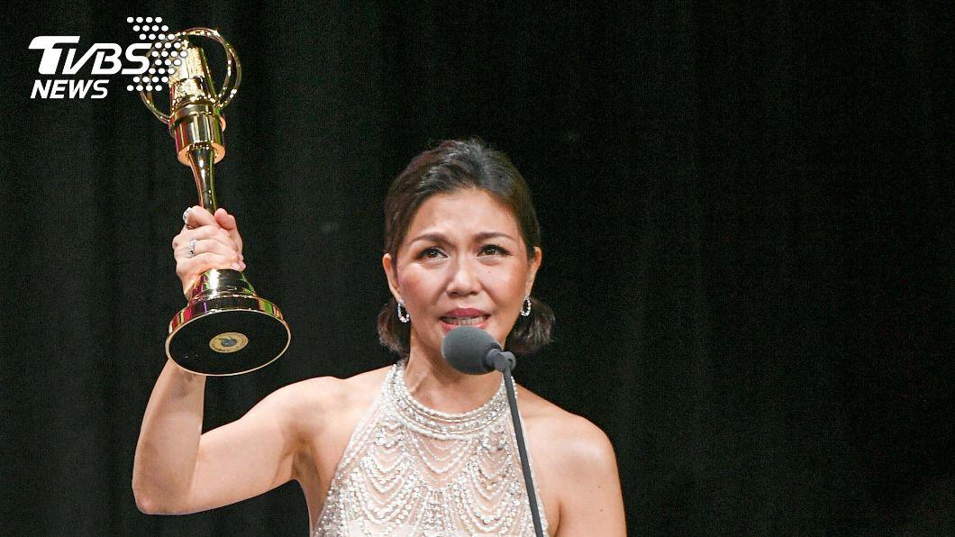 琇琴拿下「迷你劇集最佳女配角獎」。(圖/三立電視提供)