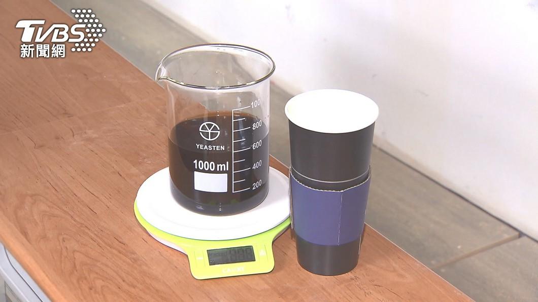 22oz咖啡「重562g」疑少給 物理老師:算法錯