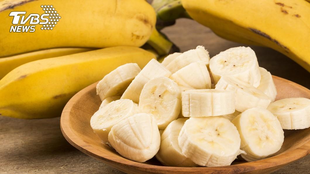 香蕉示意圖。(圖/shutterstock達志影像)