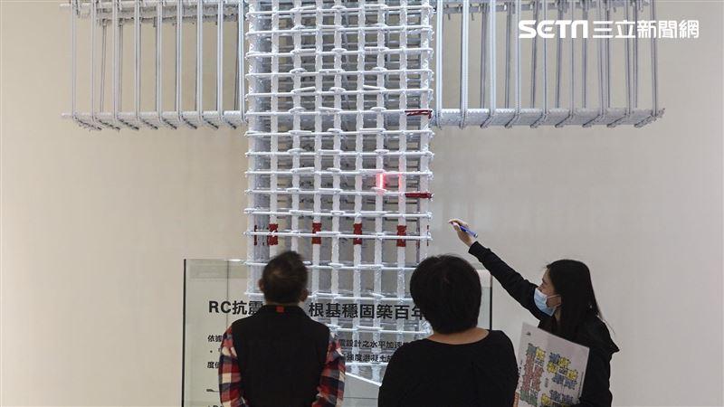 921大地震後,不少建商開始主打耐震宅,讓居住的人更放心。 (示意圖/記者陳韋帆攝影)