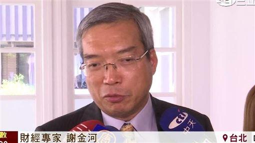 台灣防疫股掀激情!謝金河預警「下一步」:回頭審視基本面(圖/資料照)
