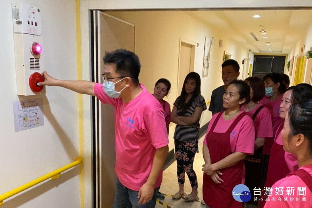 竹縣爭取2740萬補助 提升護理之家、老人福利機構消防安全