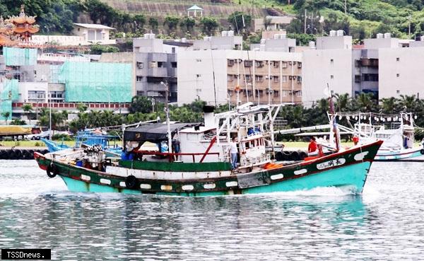 漁船裝設AIS 擴大補助