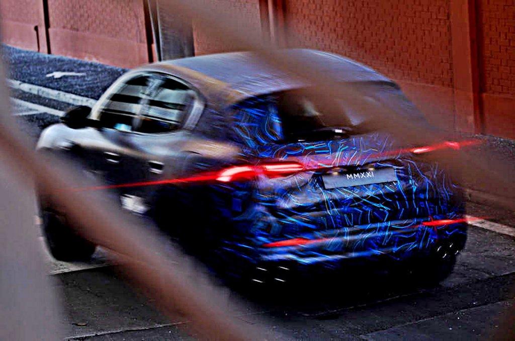 義大利百年汽車品牌存亡關鍵就在這一台!MASERATI全新跨界休旅Gr