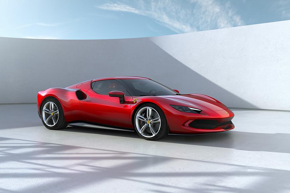 V6混合動力上身!Ferrari 296 GTB油電跑車新登場- Yahoo奇摩汽車機車