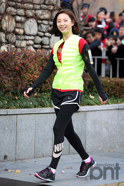 Who finished the London Marathon in 2018? Catriona Balfe ...