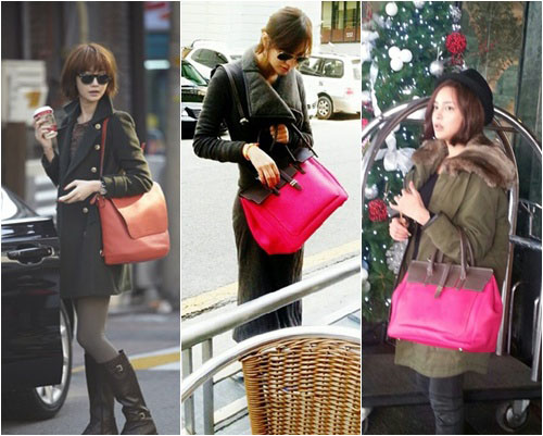 Park Si Yeon And Others Celebrity Winter Look And Fashion