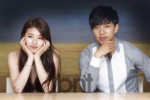 lee seung gi and suzy - photo #7