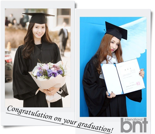Yoona, The 'Goddess Of College Graduation Gown' Vs. The