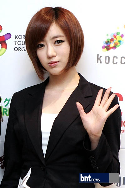 T-ara Eun Jung, K-pop Performing Hall opening - Yahoo Celebrity ...