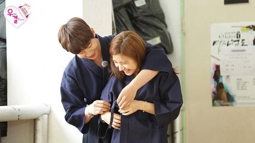 We got married season 4 song jae rim : Hana kimi japanese episode 11