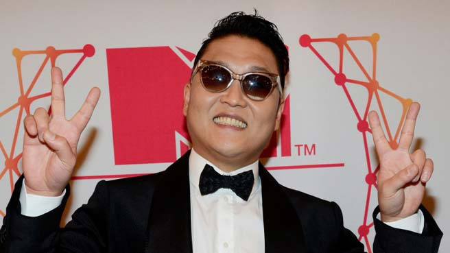 Psy's Heart is Still in Korea, No Matter Where He Is - Yahoo ...