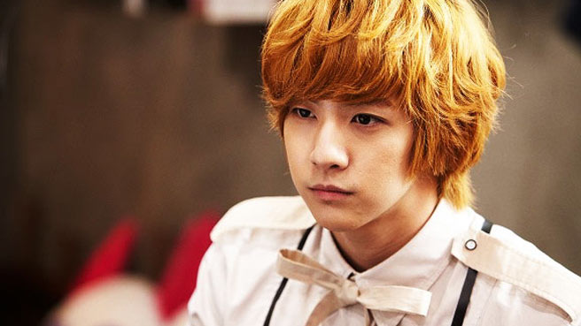 MBLAQ′s Thunder is an Adorable Nail Artist for ′Nailshop Paris ...