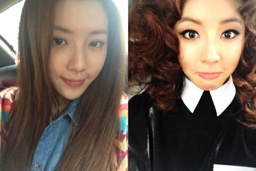 朴寒別化妝前後,同樣的臉不同感覺「清純和可愛之間」