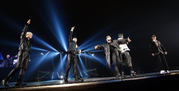 BigBang,舉辦日本6大巨蛋巡演..海外藝人史上「最初」