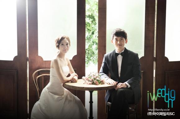 「等候22年的婚禮」 朴智憲夫人懷上第四胎