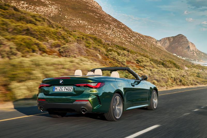 柴油車型則有420d、430d與M440d,且全都有配置48V輕油電系統。