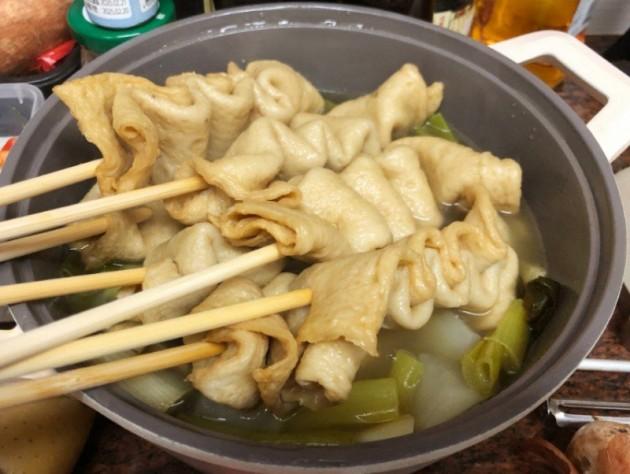 韓式魚糕湯