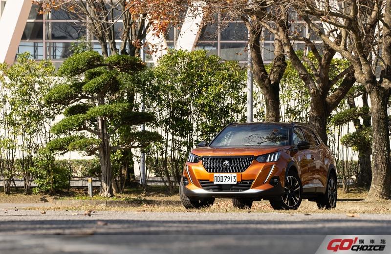 20210120 Peugeot 2008 Test Drive 1