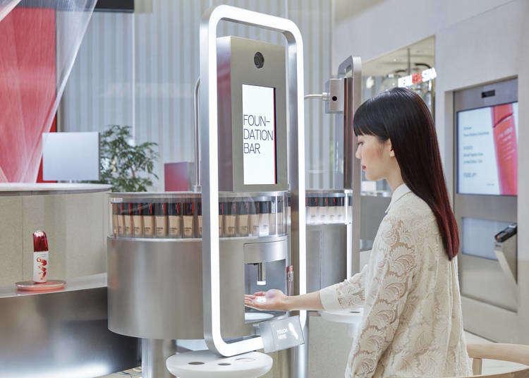 2020銀座新景點!SHISEIDO旗艦店實際逛逛+必買商品6選