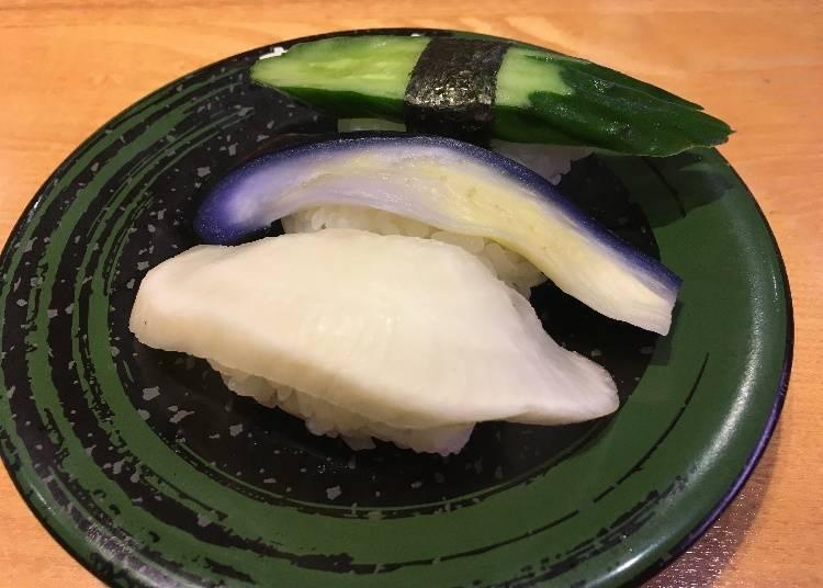 醃漬物壽司