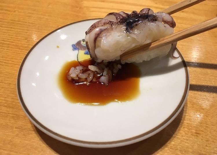 崩壞的壽司