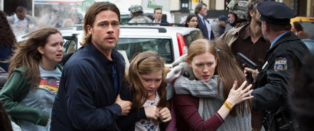 Guerra Mundial Z: Brad Pitt retorna e vai competir com Quarteto Fantástico 2
