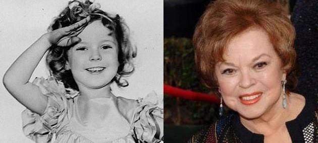 Morre a atriz Shirley Temple aos 85 anos