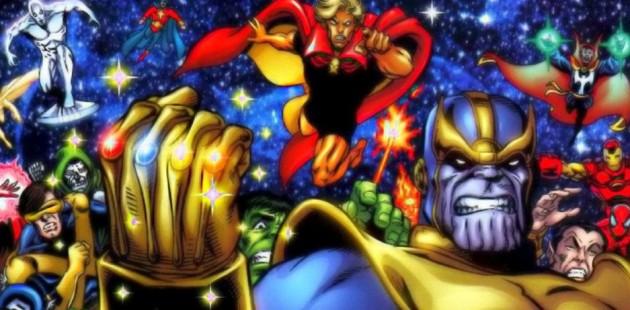 Vingadores: Conheça Thanos, vilão que levará Marvel à Guerra Infinita